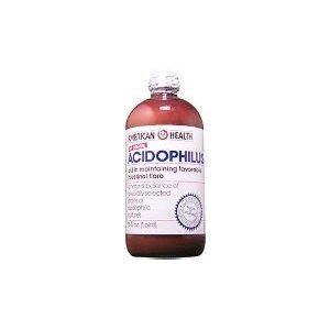 American Health Acidophilus Culture 16 Fz by Acidophilus Culture Plain Flavor - 16 Oz,