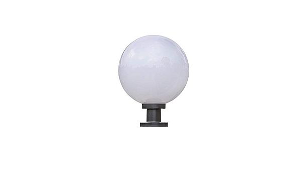 Details about  /Outdoor Lawn Lamp Waterproof Pole Column Villa Pillar Pathway Stand Light E27