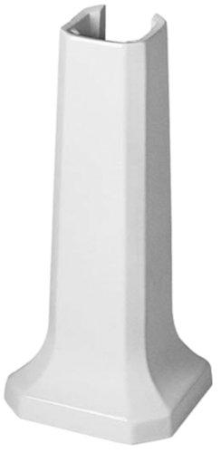 Duravit 0857910000 1930 Series Sink Pedestal, White - Duravit Bidet