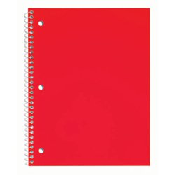 70 Page Notebook - 7