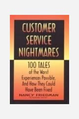 Customer Service Nightmares Paperback