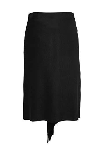 Femme Jupe Balenciaga Laine 530843TBU051000 Noir YqxwHdZ