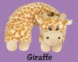 Neck Pillow Chums Giraffe Child product image