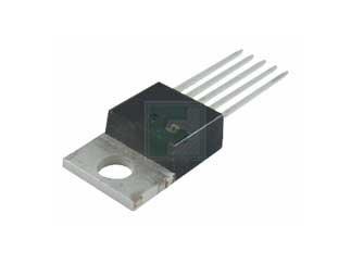 MICROCHIP TECHNOLOGY TC74A2-5.0VAT TC74 Series 5.5 V Tiny Serial Digital Thermal Sensor - TO-220-5 - 10 item(s)