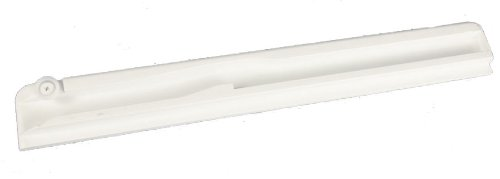 LG Electronics MEA40002601 Refrigerator Snack Drawer Guide Rail, Right (Replacement Snack Tray)