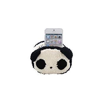 Leegoal Animal Soft Toy Universal Mobile Phone Stand Holder Seat(Panda)