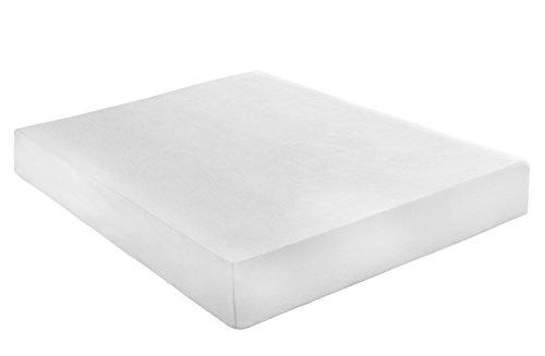 "Swiss Ortho Sleep, 8"" High-Density, 3 x Layered MEMORY FOAM MATTRESS, w/ Bamboo Cover, All Sizes The Better Mattress Company"