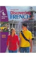 Discovering French, Nouveau!: Student Edition Level 1B 2004