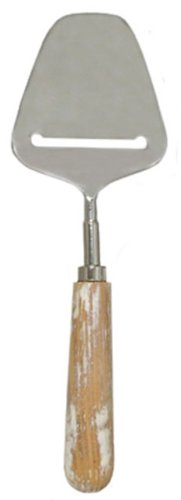 Cheese Shaver w/ Whitewashed Wood Handle - Whitewash
