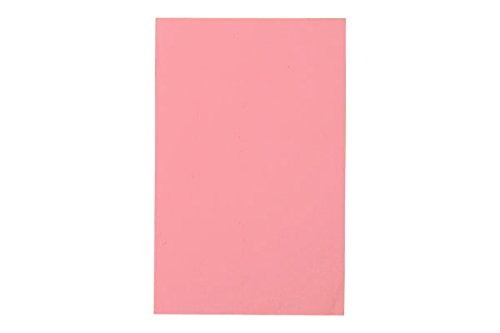 RiteCo 15213 Posterboard/Railroad Board, 4-Ply, 22'' x 28'', Pink (Pack of 25) by RiteCo