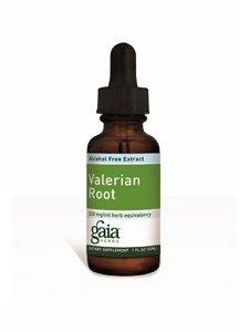 Valerian Root Extract No Alchohol Gaia Herbs 2 oz Liquid Valerian Root Gaia Herbs