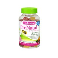 Vitafusion Prenatal Dha And Folic Acid Gummy Vitamins, 90 each by Vitafusion (Pack of 3)
