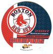 - Boston Red Sox 2007 AL Eastern Division Champions Car Magnet