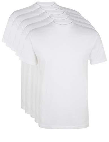 Ultrasport Sport Freizeit T-Shirt mit Rundhalsausschnitt 5er Set heren t-shirt
