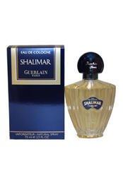 - Guerlain Shalimar Eau de Cologne Spray for women 2.5 oz
