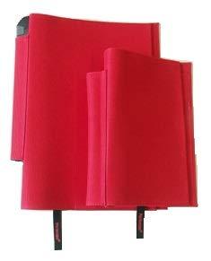Cover+Light Reader's Gift Set - Red (Set Book Light)
