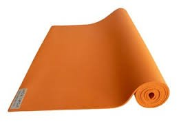 Jade Yoga Harmony - Esterilla de yoga tibetano naranja ...
