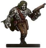 D & D Minis: Warforged Infiltrator # 48 - Dungeons of Dread