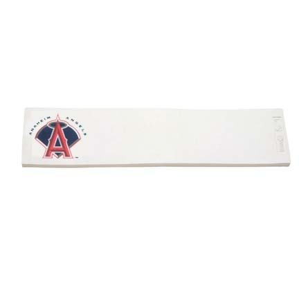 Los Angeles Angels of Anaheim Licensed Official Size Pitching Rubber from Schutt by Schutt