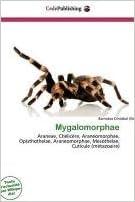Téléchargement Mygalomorphae pdf