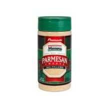Messana Grated Parmesan Cheese, 1 Pound Carton -- 12 per case.