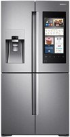 Samsung Stainless Steel 4-Door Flex Refrigerator With Family Hub 2.0