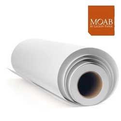 Moab Somerset Photo Enhanced, Radiant White Matte Velvet Inkjet Paper, 17.5 mil., 255gsm., 60