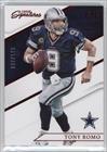 (Tony Romo #137/149 (Football Card) 2016 Panini Prime Signatures - [Base] - Prime Proof Red #56)
