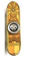 Fidget Spinner Finger Skateboard -Gold Odd Soul Gopher Yellow