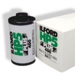 Photo : Ilford HP5+ 36 exp B&W Film, Multipack of 10 [Camera]