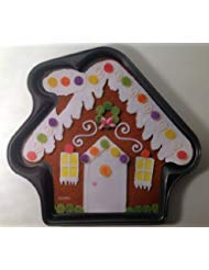 Wilton Gingerbread House Cookie Pan (Pan Only)