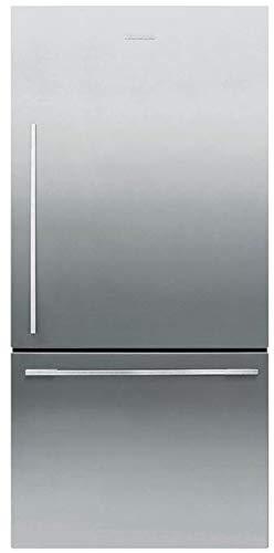 (Fisher Paykel RF170WDRUX5N 32 Inch Counter Depth Bottom Freezer)
