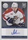 Aleksander Barkov (Hockey Card) 2013-14 Totally Certified - Rookie Signatures #TR-AB