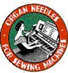 organ needles 75 11 - 100 ORGAN HAX130EB HAX130EBBR Needles For Brother PR-600 PR-650 PR-1000 (Size 11 (metric 75))
