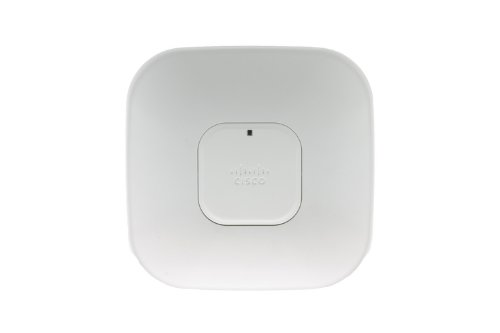 Cisco Aironet 3500 Series - AIR-CAP3502I-A-K9 Controller-based AP (2x3 (MIMO)Dual Band 2.4GHz and 5GHz Radios, Layer 3, 802.11n, PoE, Requires a Compatible WLAN Controller) by Cisco (Image #6)