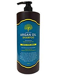 ARGAN OIL SHAMPOO combined with Silk Protein & Olive Oil 1500 ml/ 50. oz Made in Korea