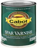 Valspar 8040 Varnish,Spar,Oil Gloss,Qt, Clear