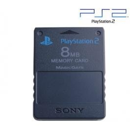 New Ps2 Sony 8mb Memory Card High Data Transfer Rate Works With Playstation 2 Format Software Only (Ps2 8mb Card Sony Memory)