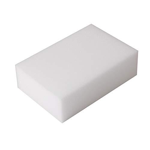 Carrfan Melamine Sponge Magic Sponge Eraser Melamine Cleaner Multi-Functional Kitchen Office Bathroom Cleaning Tool Nano Sponges 10x6x2