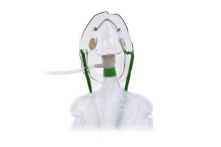 PT #1060 MASK NON-REBREATH W/O SAFETY MADE BY: TELEFLEX