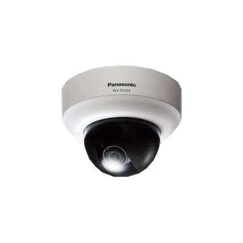 Image of Panasonic WVSF539 Super Dynamic Full High Definition Dome Network Camera