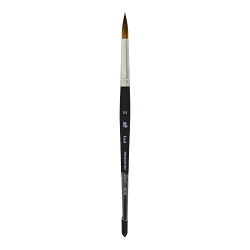 Princeton Artist Brush Elite Synthetic Kolinsky 4850 Round 10