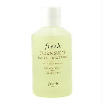 Fresh Bath & Shower Gel - Brown Sugar 10oz (Body Wash Brown Sugar)