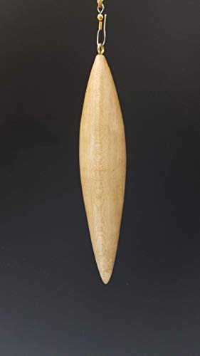 (Wood Tear Drop, Ornament or Light Pull/Artesian Decor, Wooden Holiday Decorations, Each is unique in the natural Domestic and Exotic Hardwoods I select. An heirloom piece you'll be proud to display. )