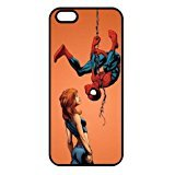 Designer Funny Spiderman Comics Case Cover for iPhone 7 PLUS]()