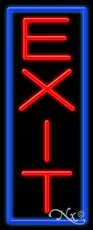 (Exit Business Neon Sign - 32 x 13 x 3 inches - Made in USA)