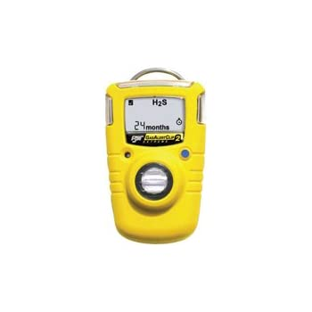BW Technologies 2 Year GasAlert Clip Extreme Portable Gas Detector For Oxygen