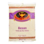 Spicy World Besan Chickpea Flour, 2 Pound (pack of 6)