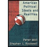 American Political Ideas & Realities (00) by Woll, Peter - Rockwell, Stephen [Paperback (2000)]