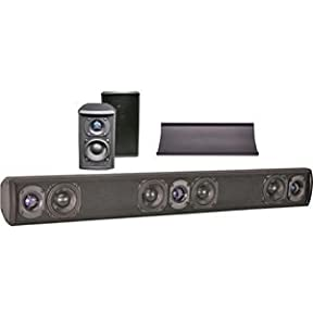 Pinnacle Surround Syst for Flat Tv
